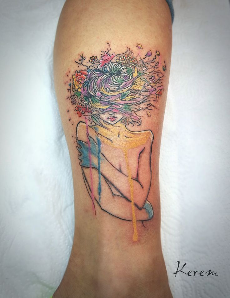tattoo by Kerem Güner (www.dovme dukkani.com)