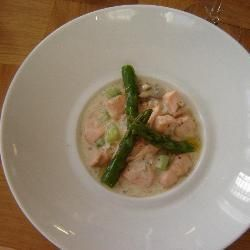 Salmon and spring vegetable stew @ allrecipes.co.uk