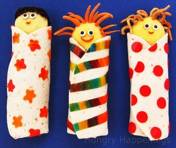 Super cute healthy snacks