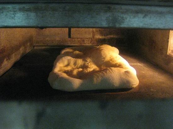 Zizzi Pizza: la cottura in forno
