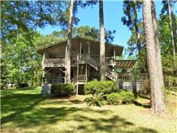 Waterfront home for sale, Lake Livingston. 340 Old Fm 224 Rd, Coldspring TX  77331
