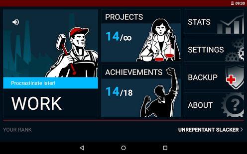 Productivity Challenge Timer: miniatura de captura de pantalla