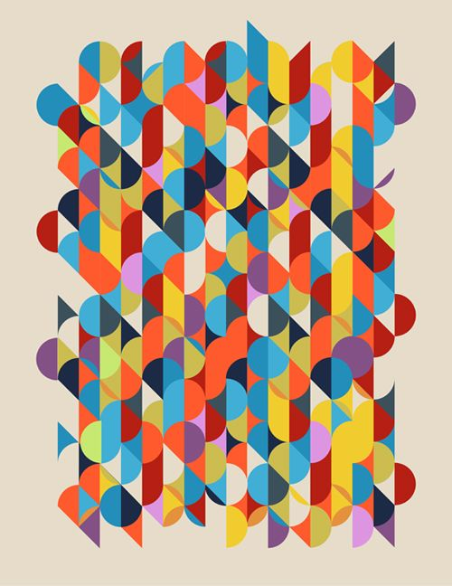 .: Circles Patterns, Art Patterns, Colour Patterns, Color Patterns, Graphics Design, Color Experiment, Fabrics Patterns Design, Matte Luckhurst, Circle Pattern