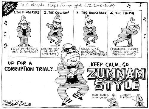 120927mg - Keep Calm, Go Zumnam Style