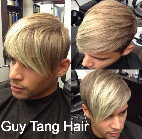 Photo of Guy Tang - West Hollywood, CA, United States. Ombré on men by Guy Tang