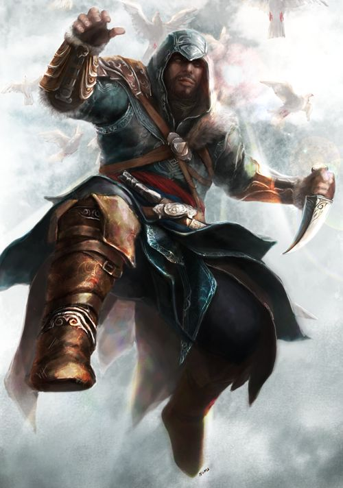 Ezio - Assassins Creed Revelations