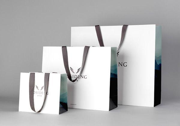 Bosideng London - Branding