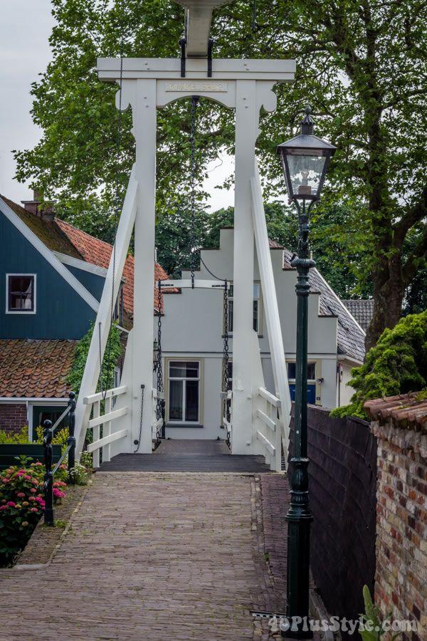A day in Volendam and Edam in
