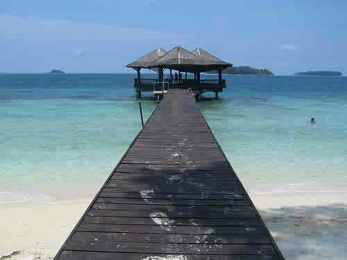 Putri Island - Thousands Island, Jakarta Indonesia