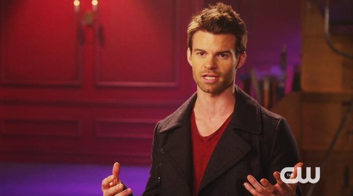 The Originals Video - Daniel Gillies Interview   Watch Online Free