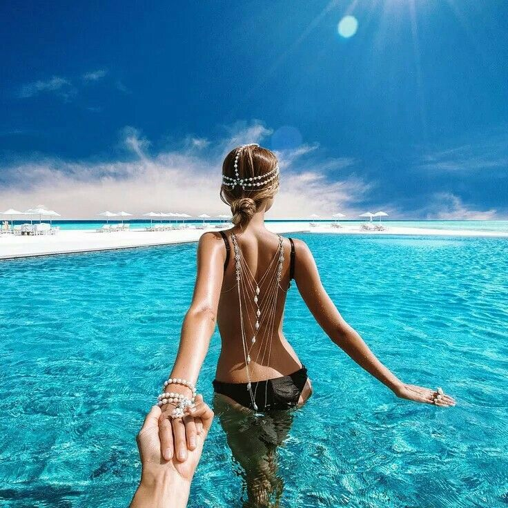 Go with the flow in Maldives
