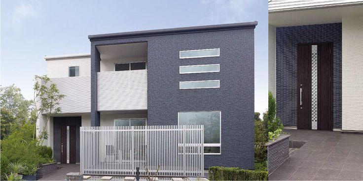 LIXIL | 商品ラインアップ | 玄関まわり | 玄関ドア | ジエスタ | 施工 ... A84型 トリノパイン