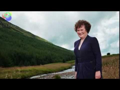Susan Boyle - Wild Horses - YouTube