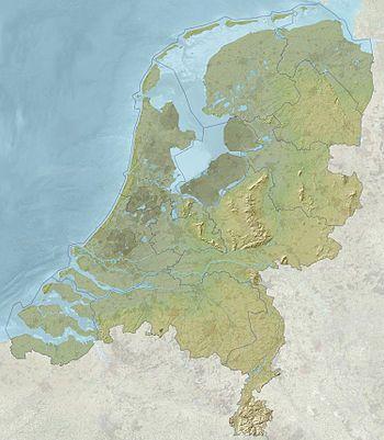 Geografie van Nederland - Wikipedia
