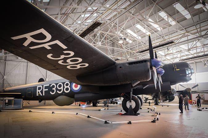 RAF Cosford Lincoln