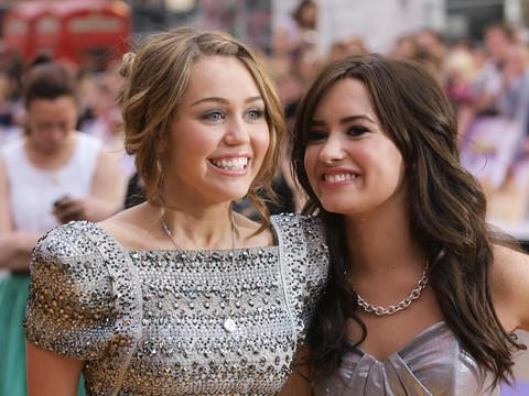 Singer Demi Lovato addressed the status of her relationship with her former best friend and fellow Disney darling Miley Cyrus. Read more scoop after the jump!
