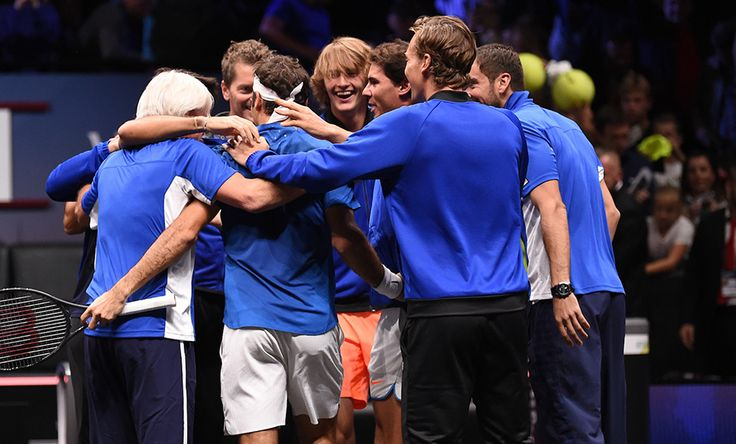 Dramatic to the end, the inaugural Laver Cup came down to the last – and arguably best – of the competition's dozen matches as Roger Federer fought