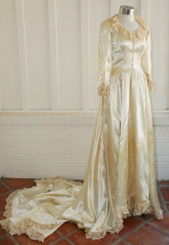 460 besten Vintage Bridal Bilder auf Pinterest | Retro hochzeiten ...