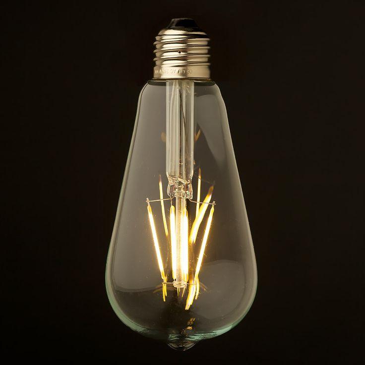 4w filament led teardrop 150 verlichting pinterest. Black Bedroom Furniture Sets. Home Design Ideas