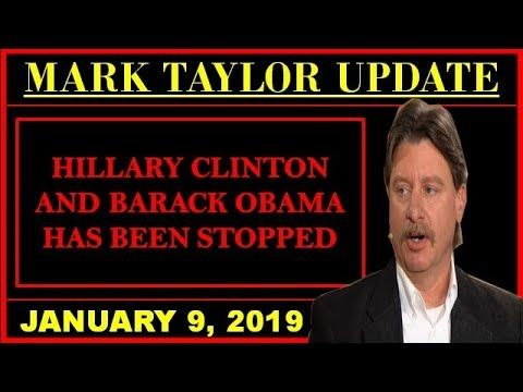 Mark Taylor Prophecy [1/9/2019] MESSAGE 2019 ♤ HILLARY