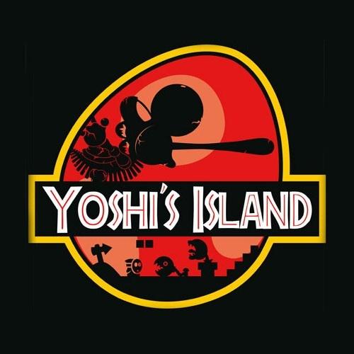 T-Shirt Yoshi's Island (Femme)