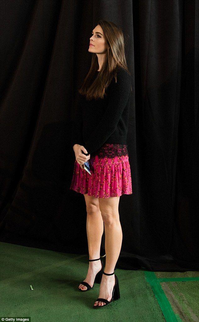 Hope Hicks Most Fashionable Looks Revealed Fashion Hot