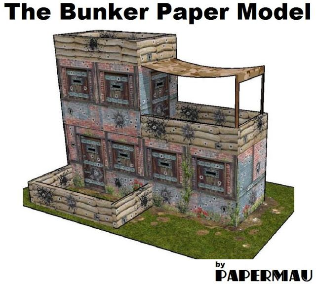 17 Best Images About Paper Toys & Models On Pinterest