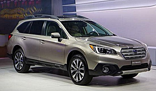 2016 Subaru Outback Release Date, Review and Redesign
