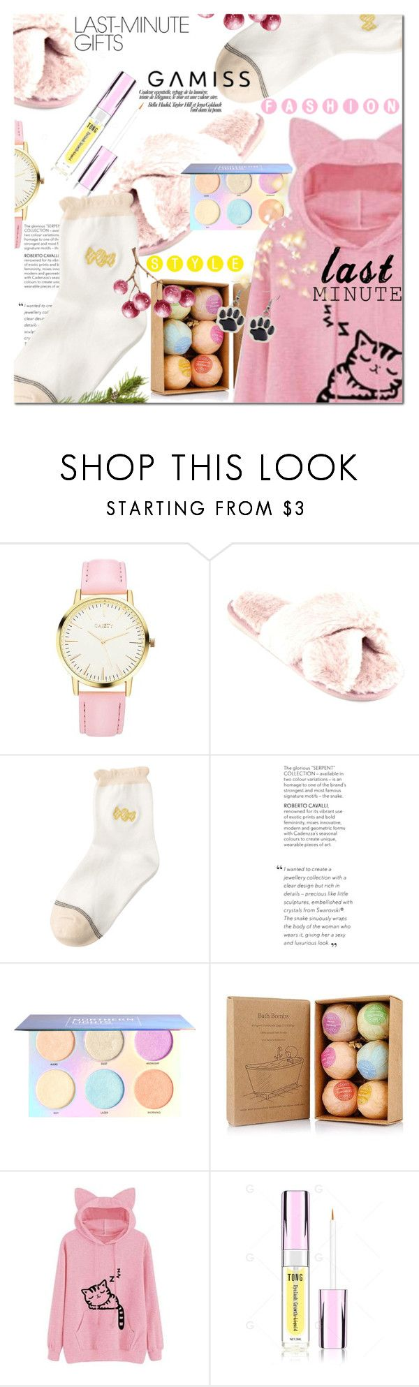 """""""Last-Minute Gifts-Gamiss"""" by kroton ❤ liked on Polyvore featuring contest, gifts and gamiss"""