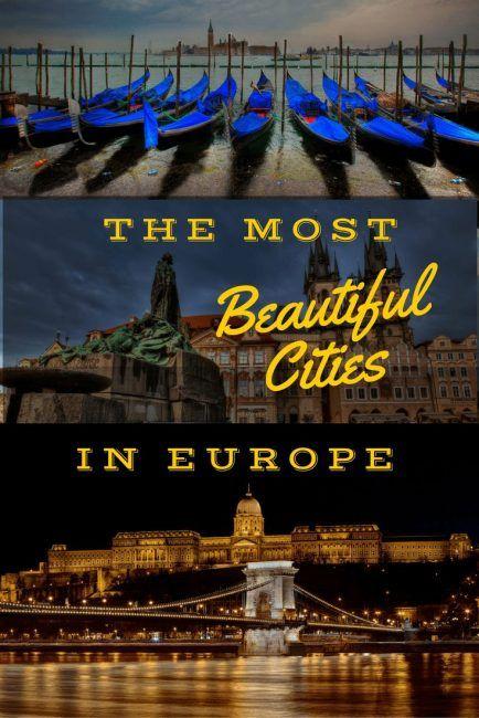 beautiful cities europe