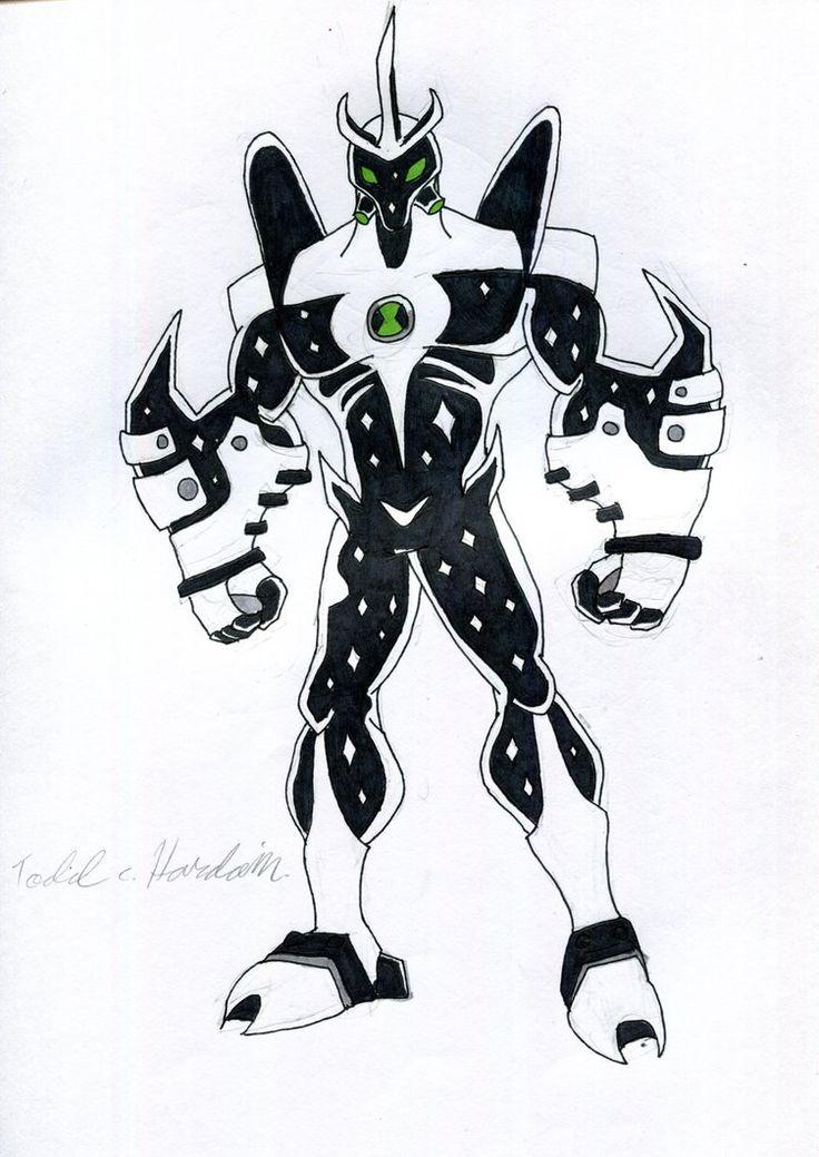 97 best gwen 10 images on pinterest aliens cartoon - Ben ten alien x ...