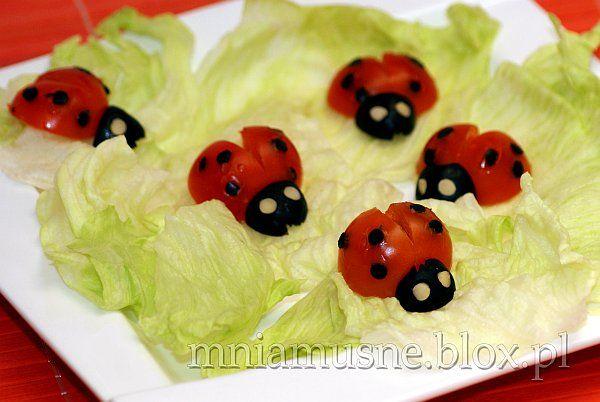 Urocze pomidorki :)