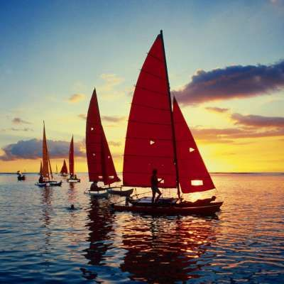 Sailing, Diving & Water Sports