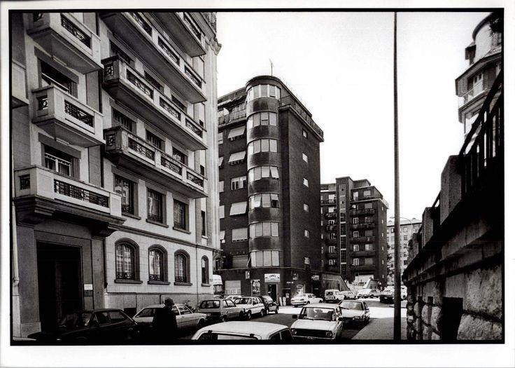 BRAILLARD, Maurice - Maison-ronde - Genève, rue Charles-Giron, 11-19 - (1927-1930)