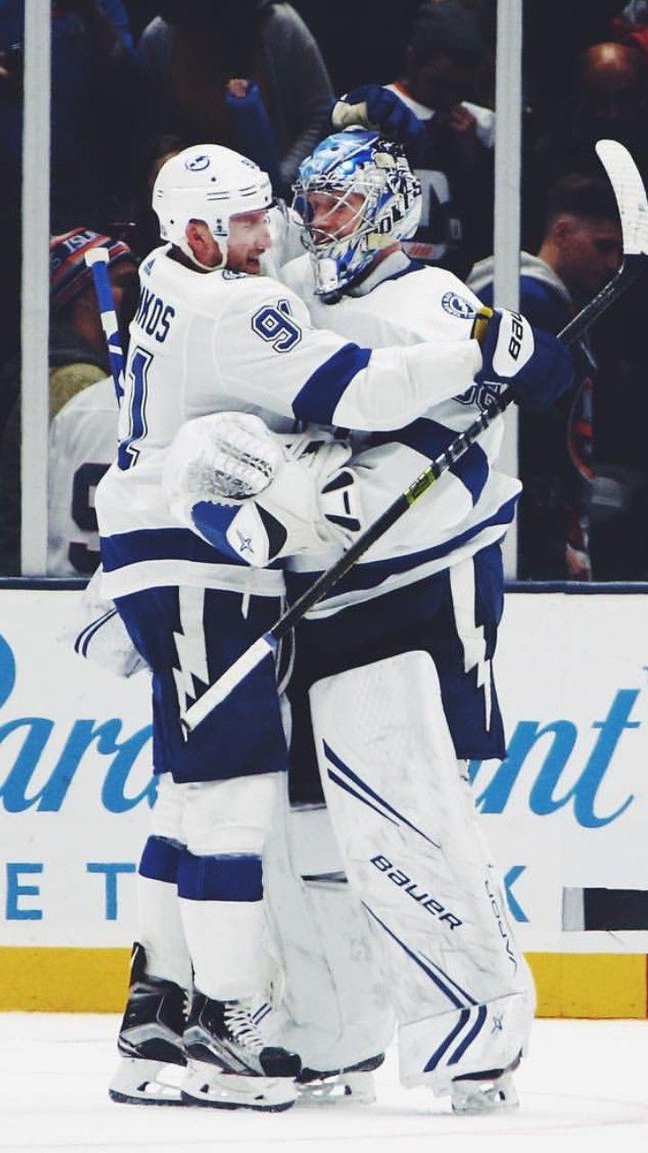 Vasy And Stamkos Go Bolts Tampa Bay Lightning Tampa Tampa Bay