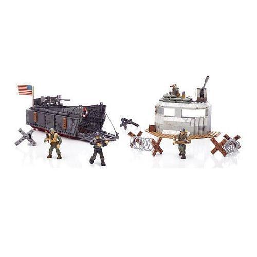 Call of Duty Legends Deployment Landing Craft #MEGABrands