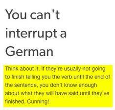 25 Beweise, dass die deutsche Sprache auch 2018 die schrägste Sprache der Welt ist