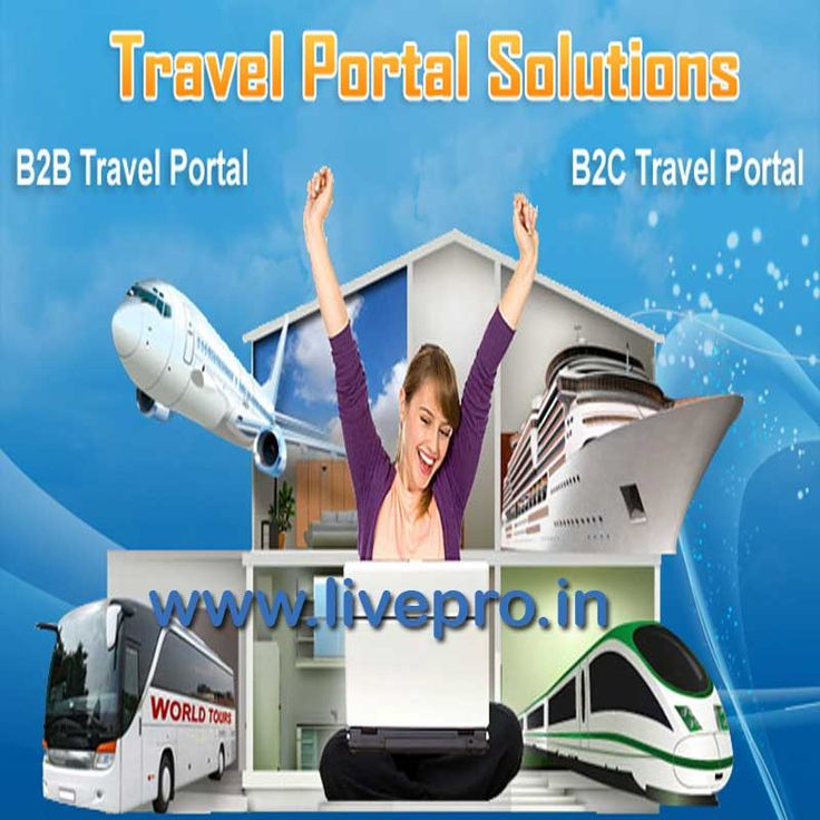 Create your own travel portal website. For more info: http://www.livepro.in