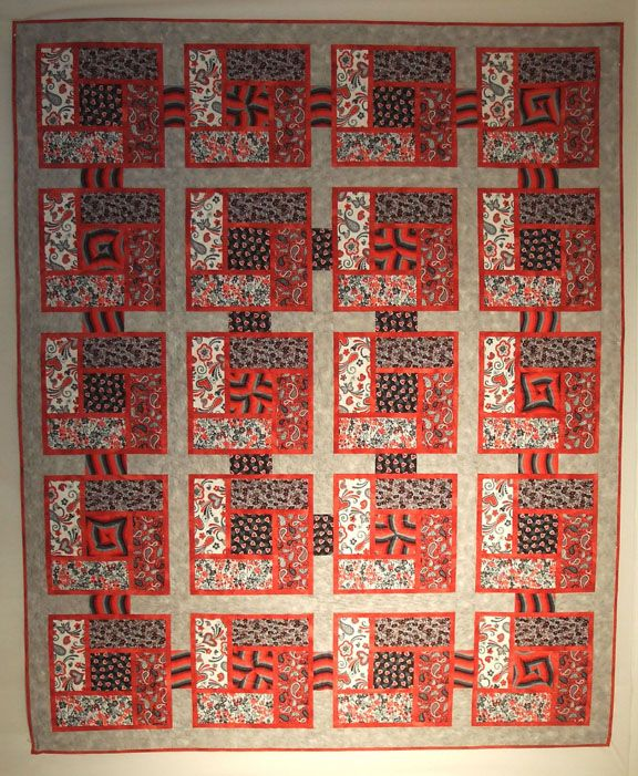 31 best Quilts Oriental images on Pinterest | Quilt patterns ... : oriental fabrics for quilting - Adamdwight.com