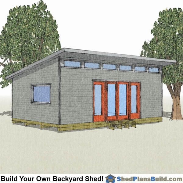 48 best images about garage art studio on pinterest for 16x24 shed plans free
