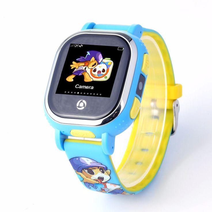 Buy  Tencent QQ Smart Watch Kids Children Smartwatch Boys Girls WiFi LBS GPS Watch Anti Lost SIM Alarm for Android IOS PQ708 2G GSM
