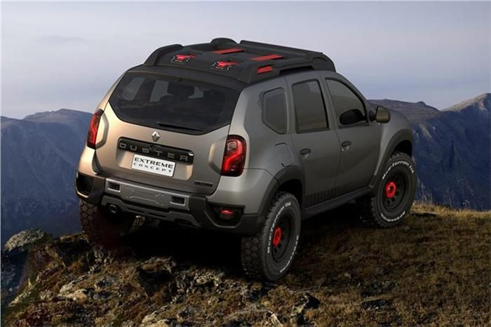 Renault Duster Extreme konsepti