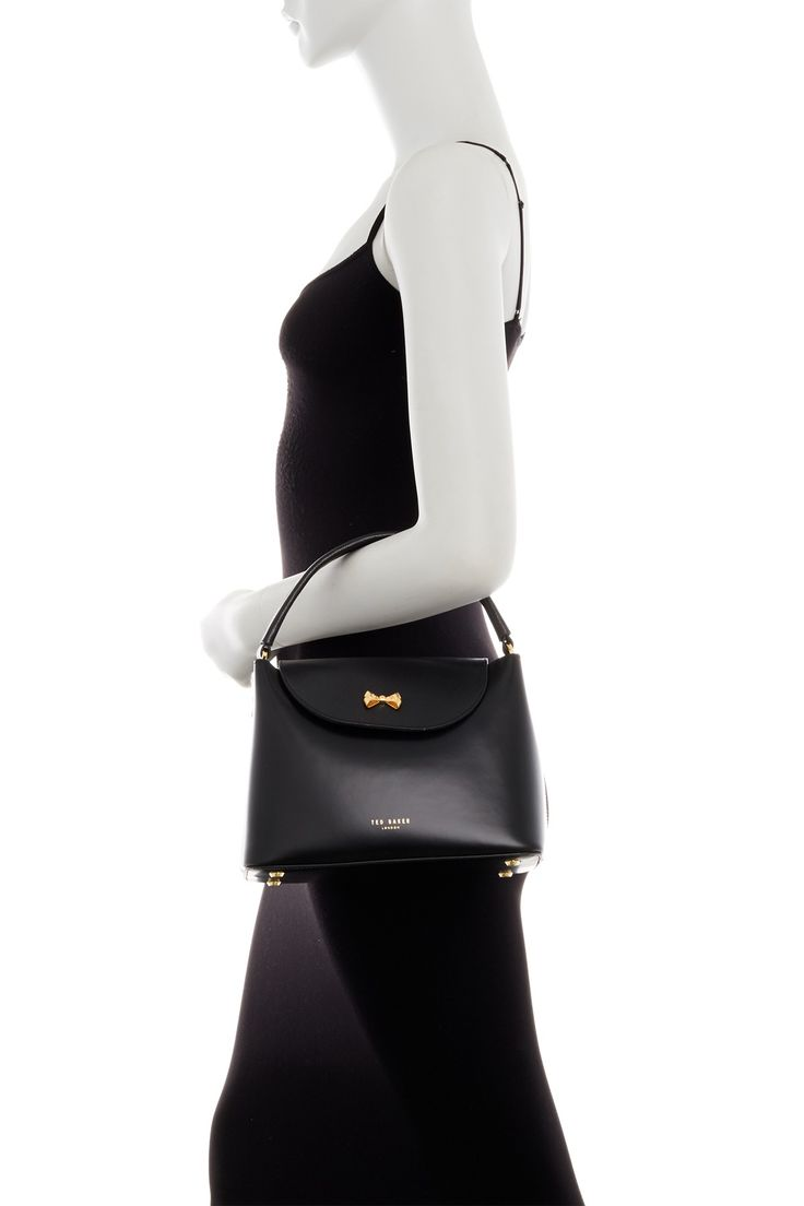 Micro Bow Small Satchel by Ted Baker London on @nordstrom_rack