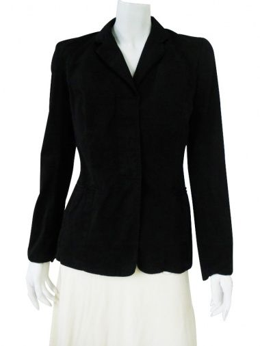 Capannolo's Classic shaped jacket in ecofriendly cotton, threadpockets from dressspace.com at $159.00 only