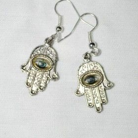 Hamsa hand for luck, happiness and good fortune!