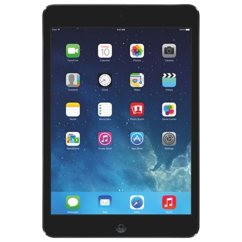 An iPad Mini to read books on and browse BestBuy.ca! #SetMeUpBBY
