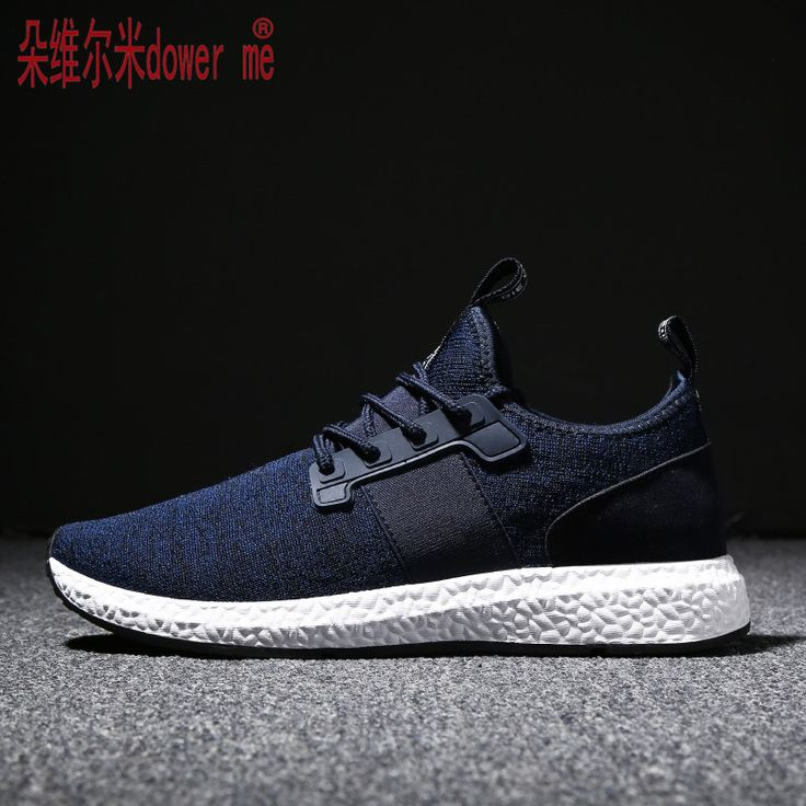 2017 New Spring Summer Men's Casual Shoes Cheap chaussure homme Korean Breathable Air Mesh Men Shoes Zapatos Hombre Size 39-46 #women, #men, #hats, #watches, #belts