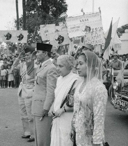 Ir. Soekarno & Jawahral Nehru