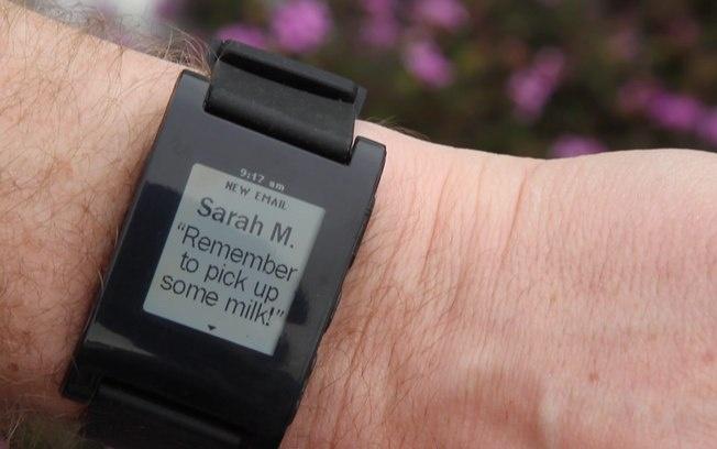 Relógio de pulso do futuro funciona integrado com iPhone e Android - Especiais - iG
