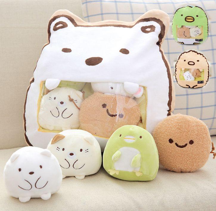 Sumikko Gurashi Dolls Pillow